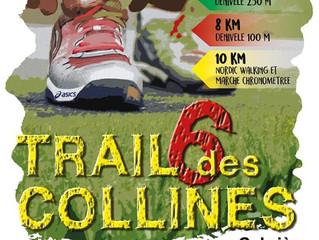 Trail des 6 Collines 2017