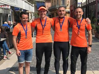 Marathon du Golf de St Tropez 2018