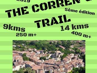Corren's Trail 2019