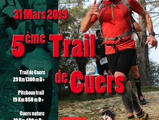 Trail de Cuers 2019
