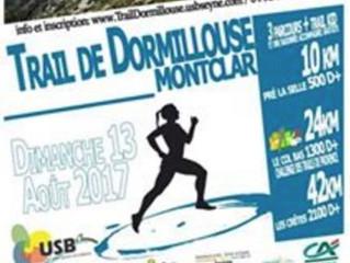 Trail de Dormillousse Montclar 2017