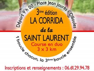 Corrida de la Saint Laurent 2018