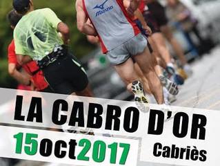 la Cabro D'or 2017