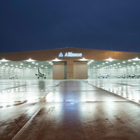 Alliance Airport