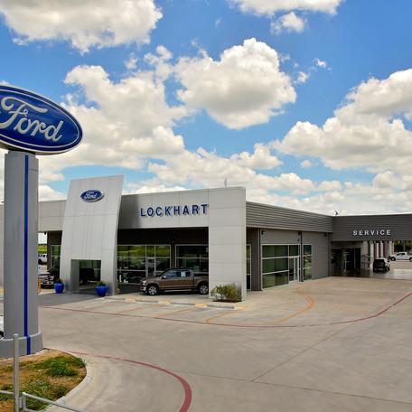 Lockhart Motor Ford