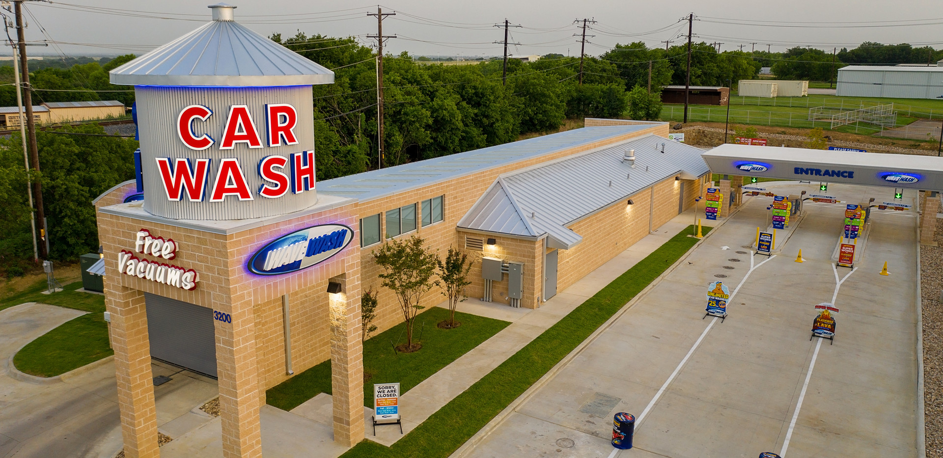 Wave Wash - Denton, TX