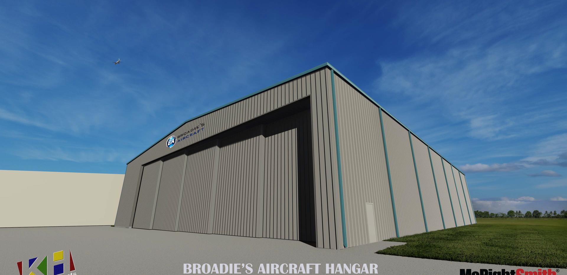 Broadie's Aircraft