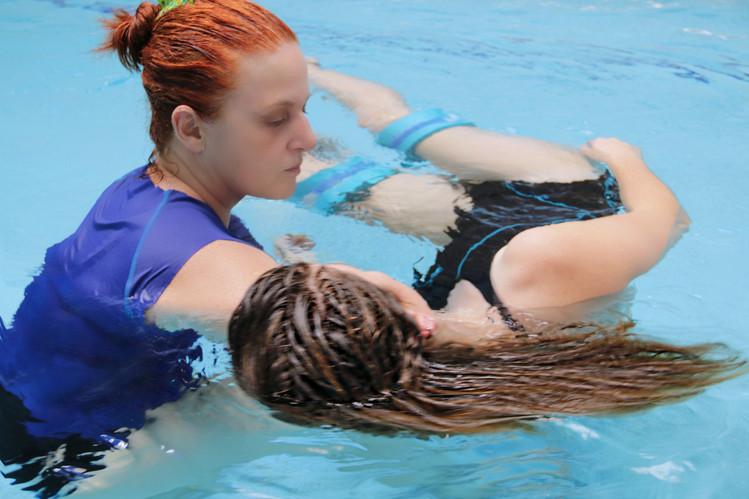 Healing Dance aquatic bodywork therapy anat juran aquanat