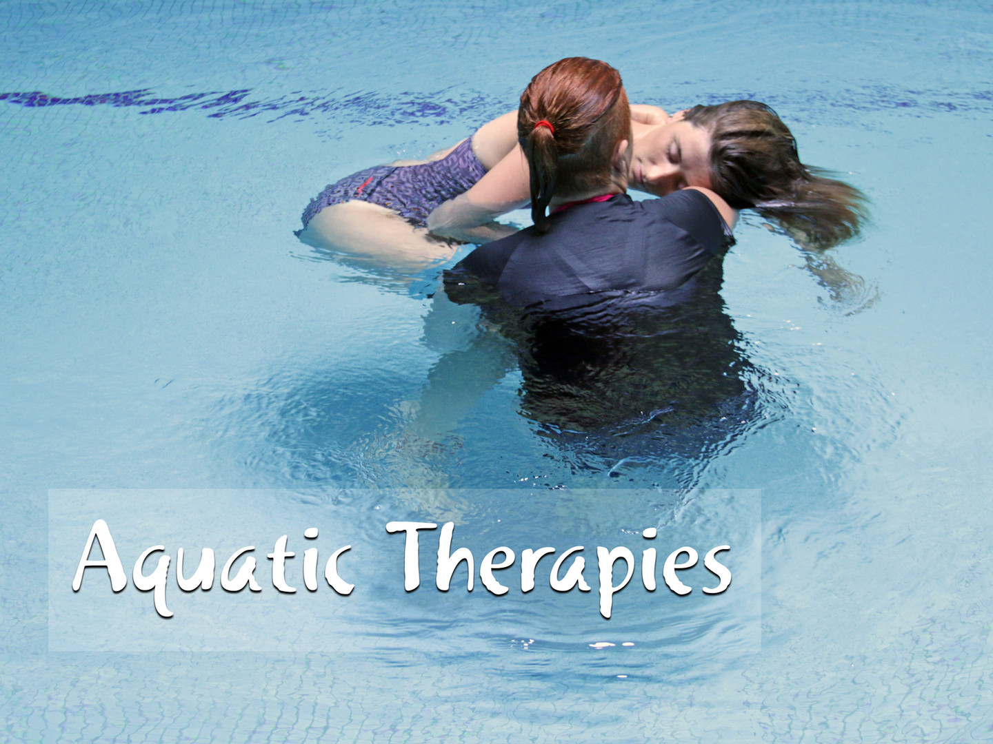 Aquanat aquatic water therapy Perth