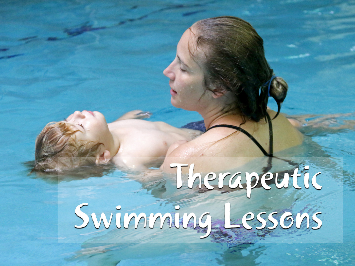 Aquanat therapeutic swimming lessons spe