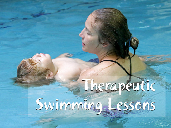 Aquanat therapeutic swimming lessons spe