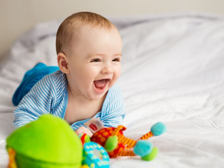 Baby development: This is the position that most encourages the motor development of infants