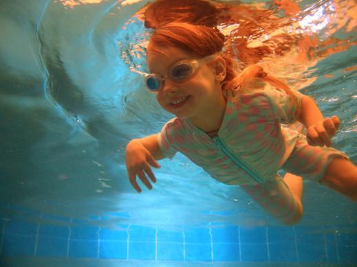 Aquanat baby swim water baby underwater