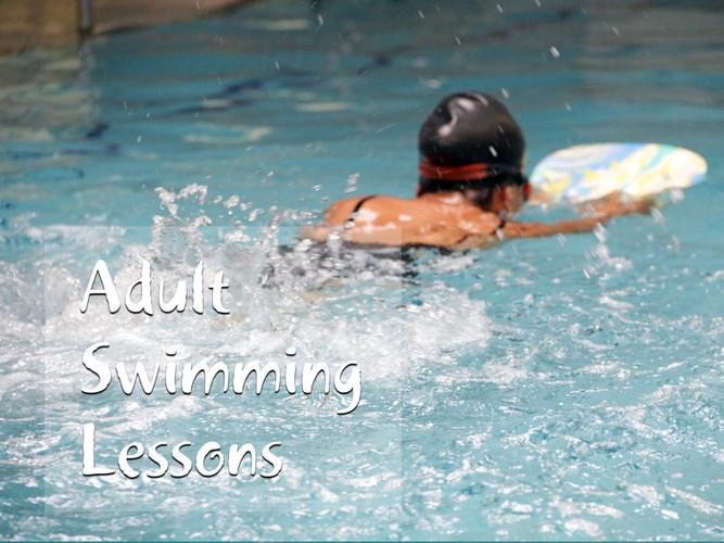 Aquanat adult swimming lessons Perth