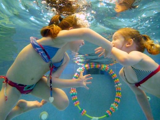 Aquanat kids underwater fun swim class.j