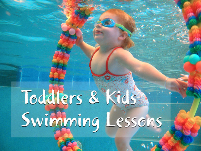 Aquanat toddlers kids swimming lessons