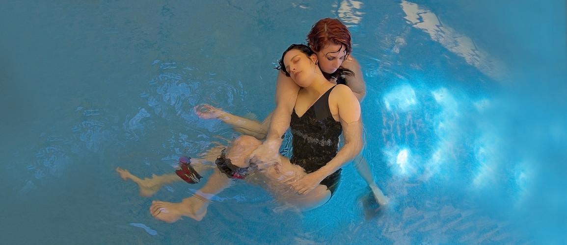 Watsu aquatic bodywork therapy anat juran aquanat