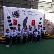 İzmir Çiğli Anaokulu Kaktüs