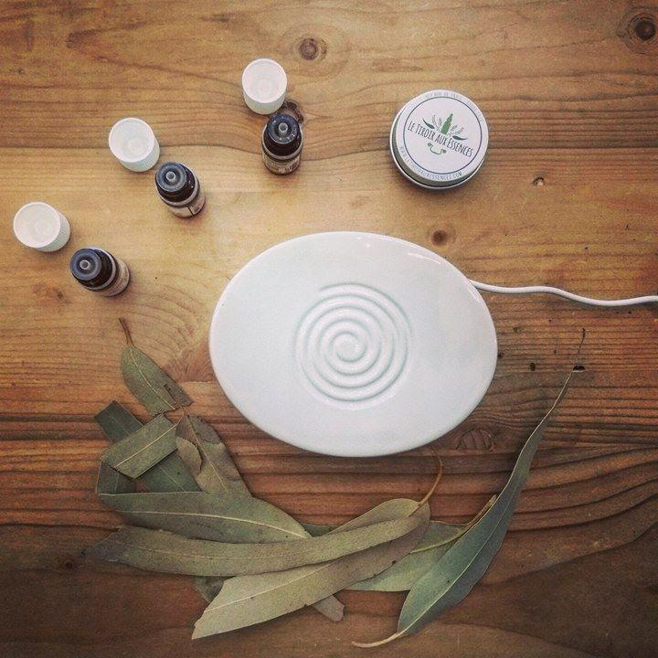Le Tiroir aux Essences - Aromathérapie - Huiles essentielles