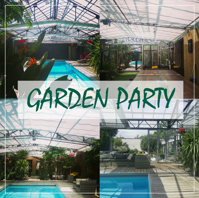 Garden Party par Le Tiroir aux Essences // 23 JUIN 2018 (Fin des inscriptions : 10.06.18)