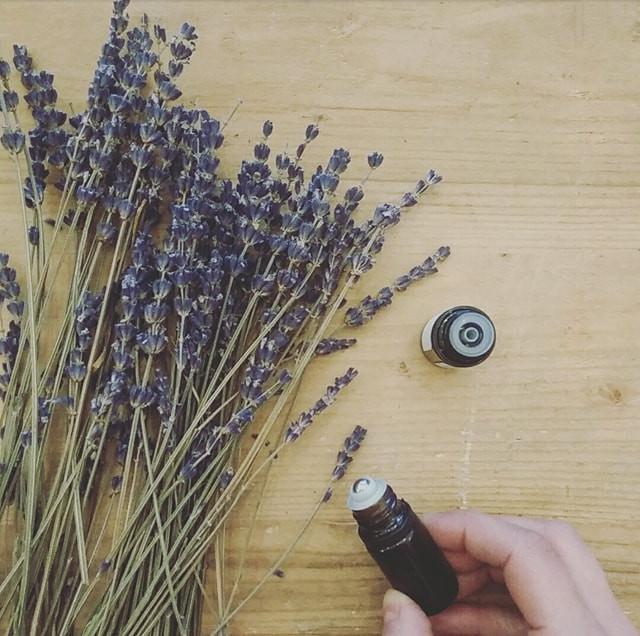 Roll-on Aroma : Concentration, créativité & Gestion du stress