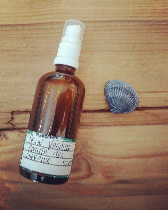 Le Tiroir aux Essences - Blog - Soin capillaire naturel - Cosmétique naturelle - Huiles essentielles - Lille
