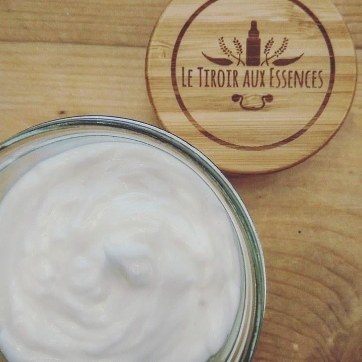 CORPS - Crème fondante COCO-VANILLE - Recette LE TIROIR AUX ESSENCES