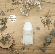 Gel déodorant bille en 5 ingrédients seulement !
