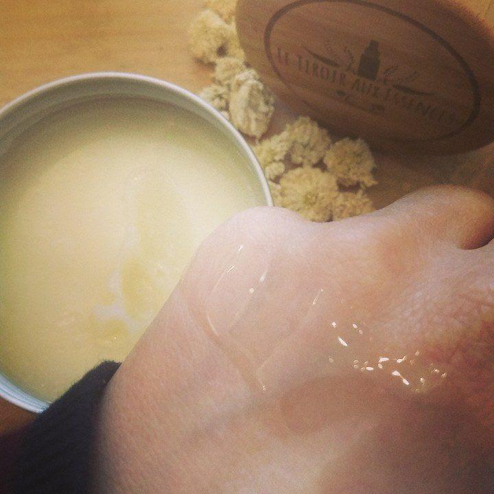  Baume démaquillant végétal à la Camomille pour peaux sensibles recette LE TIROIR AUX ESSENCES INES