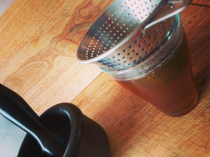 Sirop de thé maison LE TIROIR AUX ESSENCES