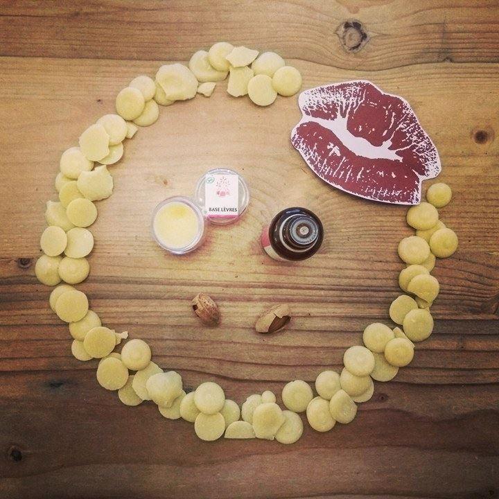 Baume lèvres protecteur naturel - fait maison - Le Tiroir aux Essences