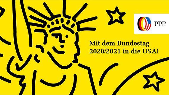 Flyer zum Bewerbungsaufruf.