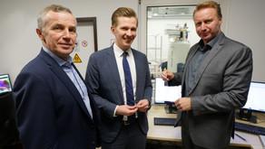 Seestern-Pauly besucht Deutsches Institut für Lebensmitteltechnik in Quakenbrück