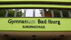 Seestern-Pauly besucht am EU-Projekttag Gymnasium Bad Iburg