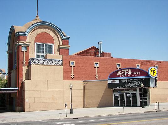Fillmore Auditorium