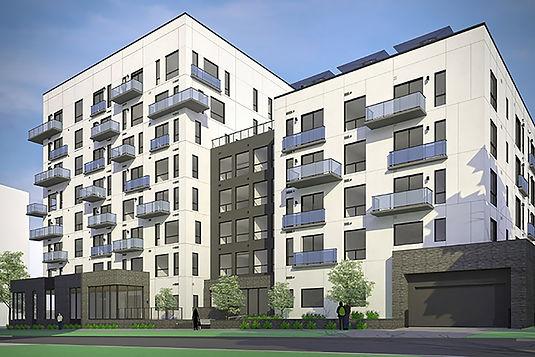 Broadstone Uptown Apartments