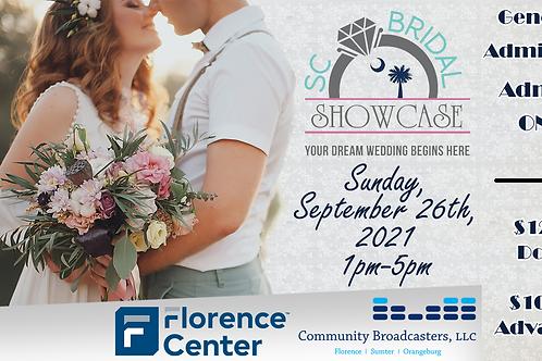 SC Bridal Showcase Ticket!