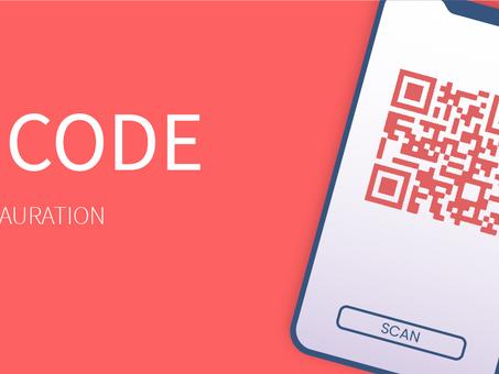Le QR code : l'avenir de la restauration et de l'hôtellerie