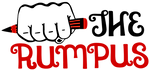 Logo for online literary website, The Rumpus