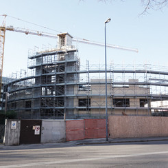 / MULTISTOREY CLT BUILDINGS IN VENETO