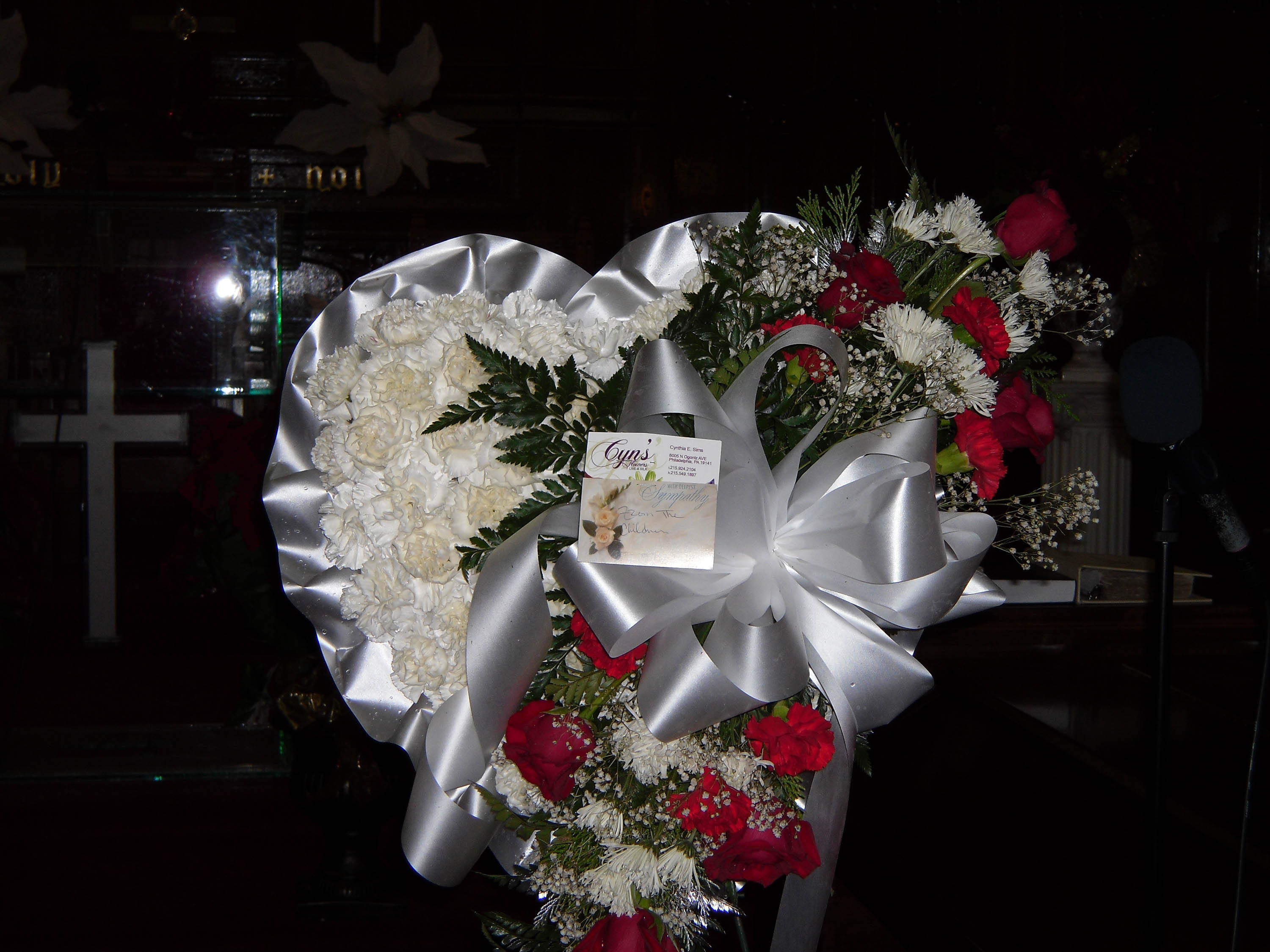 Cyn's Silks-Memorial Bouquets