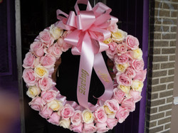 Cyn's Silks-Floral Wreaths