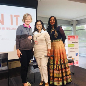 OWN IT - UC DAVIS SUMMIT invites Papiha Nandy as Panel Speaker