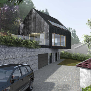 Wall House Oslo