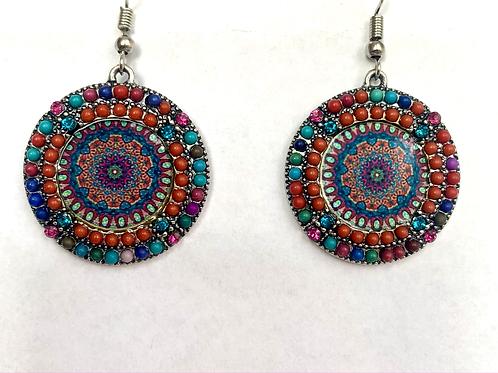 Otavalo Market Earrings