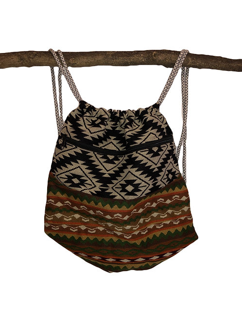 Casual Drawstring Backpack