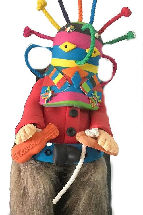 Aya Huma Handcrafted Figurine