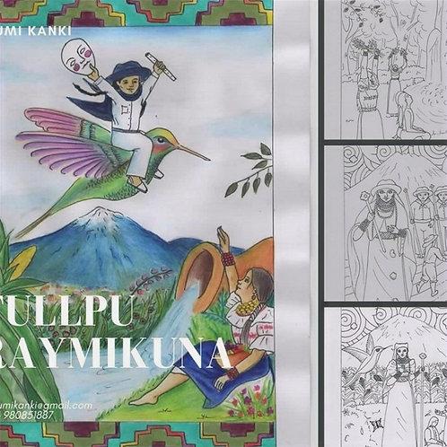 Kichwa Coloring Book