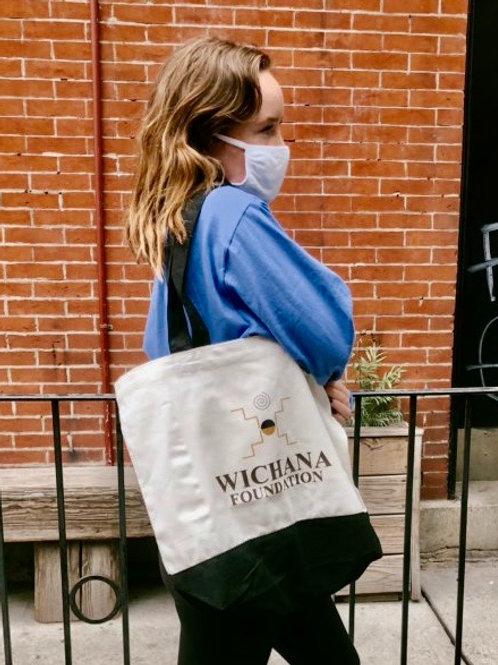 Wichana Logo Tote Bag