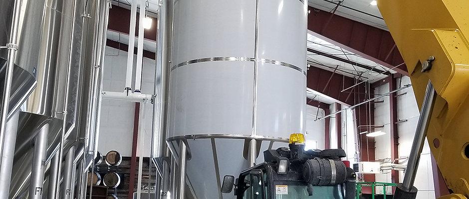 Melvin Brewery –                Alpine, WY